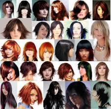 different types of haircuts for womens hairstyle types trend style pinterest haircuts