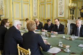 German Cabinet Ministers Steinmeier Numbers Offer U0027shortsighted U0027 View Of Franco German