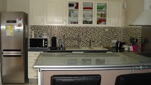 tile ideas black tile flooring kitchen blue glass countertops