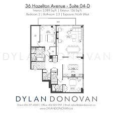 36 hazelton avenue floor plans view all toronto condos