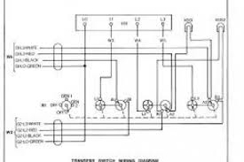 3 phase automatic transfer switch wiring diagram wiring diagram