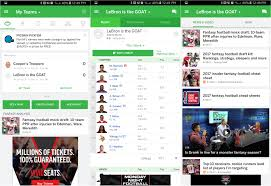 7 apps to dominate the fantasy football season and bring that