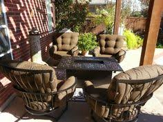 Ow Lee Fire Pit by O W Lee U0027s Monterra Deep Seating Collection Enjoy Your Outdoor