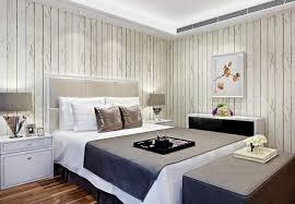 chambre bois blanc papier peint chambre d aspect bois 30 idées magnifiques papier