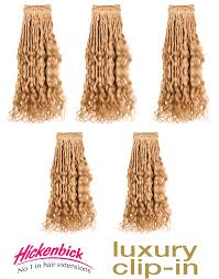 hickenbick extensions luxury clip in curly 130g 55cm chf 159 00 clip