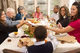 11 thanksgiving for and families