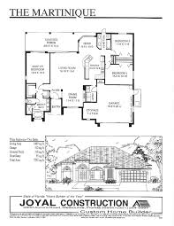 Florida Floor Plans Floor Plans Joyal Construction