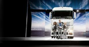 mercedes commercial iaa commercial vehicles 2016 mercedes benz