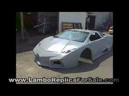 build a lamborghini kit car lamborghini reventon roadster replica kit car project 1