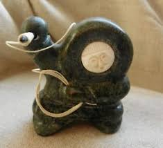 soapstone carving bekoa look inuit soapstone carving sculpture