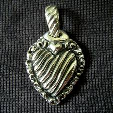 custom silver pendants other jewelry by tony creed