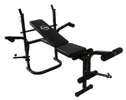 Bench Abs Workout Foldable Gym Fitness Weight Lift Bench Press Arm Leg Curl Abs