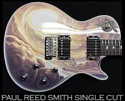 custom guitar paint jobs one of a kind instrument finishes