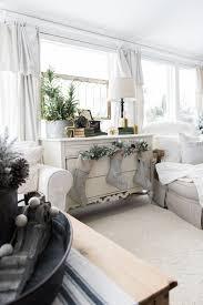 a cozy neutral farmhouse christmas liz marie blog