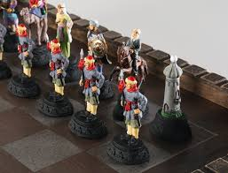 man ray chess medieval metal crusades chess set and board u2013 chess house