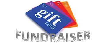 gift card fundraiser orders due whiteside elementary school