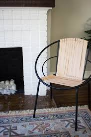 always rooney diy leather acapulco chair target hack