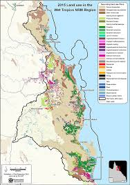 map of queensland datasets environment land and water queensland government