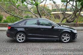 audi a3 ground clearance audi a3 sedan features specifications for india