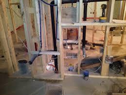 drains building our dream home