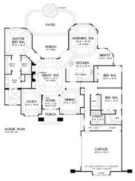 Luxury House Plans With Basements by Basement Floor Plan Of The Clarkson House Plan Number 1117
