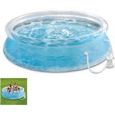 Plastic Swimming Pools At Walmart Summer Waves 8 U0027 X 30