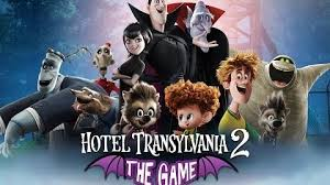 video hotel transylvania 2 game official launch teaser