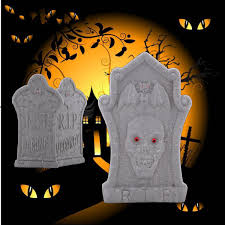 compare prices on halloween tombstone decoration online shopping