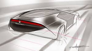 matte black maserati rich the kid maserati grancabrio auto design sketches pinterest maserati