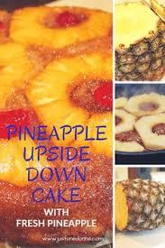 pineapple upside down cake recipe pineapple upside skillets