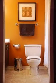 bathrooms color ideas magnificent orange bathroom color ideas accessories next burnt
