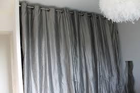 rideau placard chambre les rideaux du dressing la maison phénix de yannick elise et