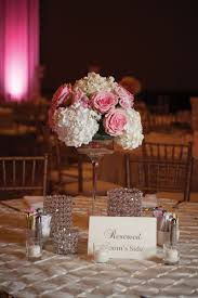 flower centerpieces for weddings interesting accessories for wedding table decoration with pink and