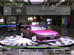 nissan silvia fast and furious the fast and the furious nissan 200sx s14 by chaser need for