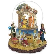 decor nine nativity sets for sale in pastel tones for