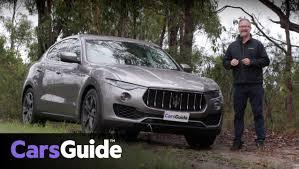 maserati jeep 2017 price maserati levante 2017 review carsguide