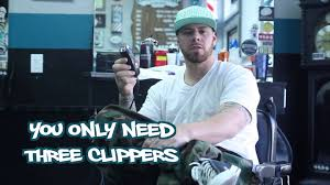 what clippers to use for beginner barbers by vick the barber