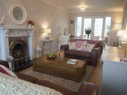 Living Room The Excellent Decoration Tips Inspiring Ideas Long - Decorating long narrow family room