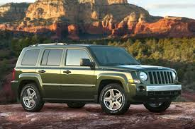 is a jeep patriot a car 2008 jeep patriot overview cars com