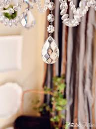 Chandelier Magnetic Crystals Diy Chandelier Update From Italy To France On A Budget