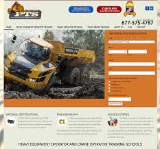 an overview of heavy equipment operator training offered through
