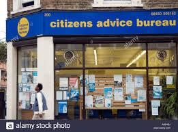 citizens advice bureau citizens advice bureau in kilburn uk stock photo