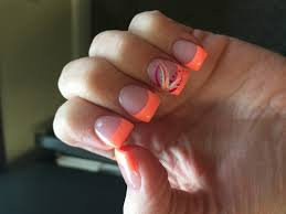nail art best french tip nail designs ideas on pinterest