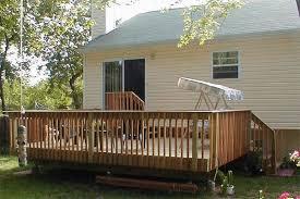 deck fence installation nj