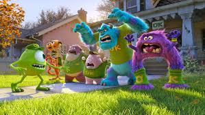 monsters university scene lot films