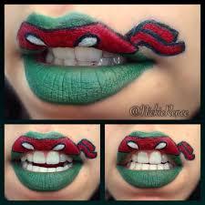 makeup teenage mutant ninja turtles youtube my style