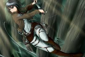 Mikasa by Online Get Cheap Ackerman Poster Aliexpress Com Alibaba Group