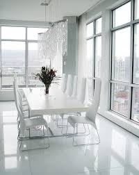 white dining room table seats 8 dining room modern white dining room table and chairs gallery