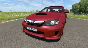 2004 subaru wrx modded subaru for beamng drive download for free