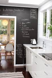 12 best drooomin images on pinterest kitchen home and architecture galley kitchen by nicola blackmore love the make love not dishes i need a blackboard wall somewhere in my house to write down all of the different quotes